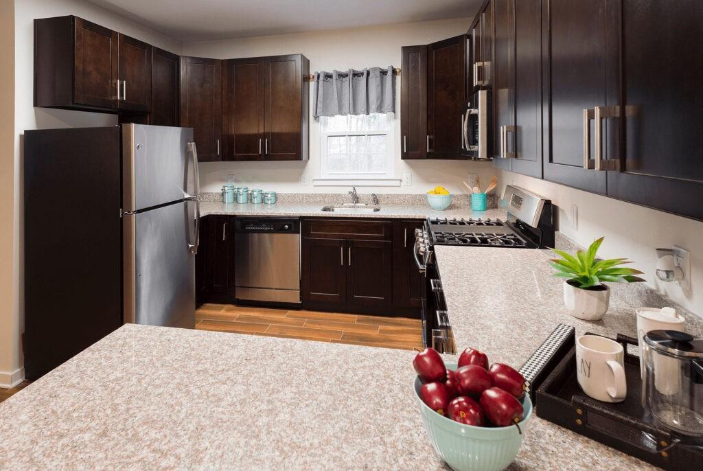 Jackson 21 Apartments Interior Kitchen