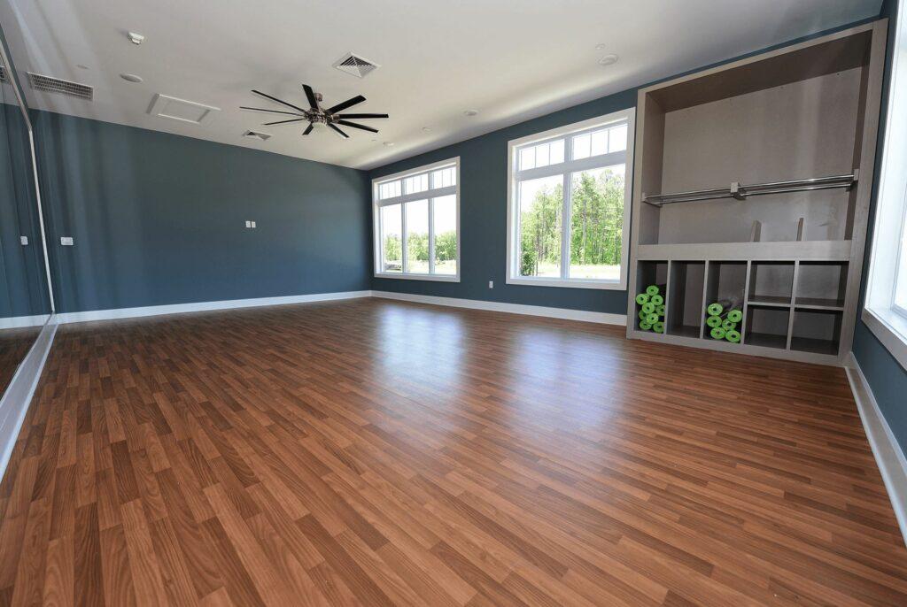 Jackson 21 Apartments Clubhouse Yoga Room