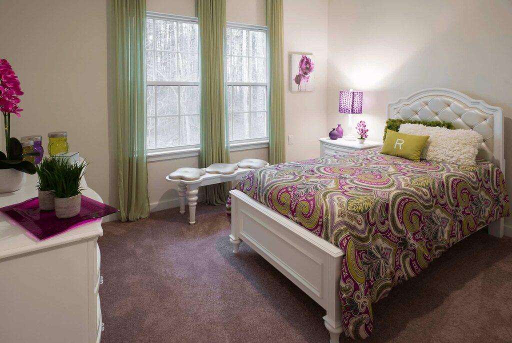 Jackson 21 Apartments Bedroom